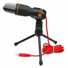 Youtube Condenser Microphone Podcast Studio New Hot For PC Laptop Skype UK TY