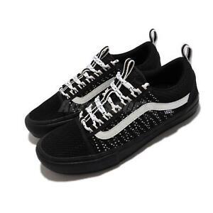 Vans Old Skool Sport Pro Black White Men Unisex Skate Boarding Shoes VN0A4UW5B8C