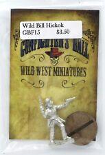 Knuckleduster GBF15 Wild Bill Hickock (Gunfighter's Ball) Old West Gunslinger