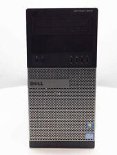 DELL Optiplex 9010 MT PC Core i7-3770 3.4GHz 8GB RAM 500GB HDD Win 10 Pro