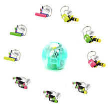 Splatoon 2 Gun Roller Blind Box Key Chain Mystery Gashapon 1 Mini Figure