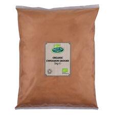 Organic Cinnamon Ground (Cassia) 5kg Certified Organic