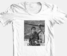 ef386fa9 Army of Darkness T-shirt Boomstick Evil Dead retro horror 100%25 cotton tee
