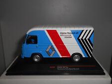 Saviem Sg2 van Assistance Rally Alpine Renault 1/43 Ixo