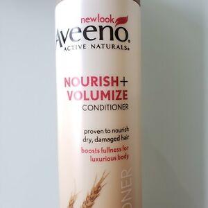 Aveeno Nourish Volumize Conditioner Wheat 10.5oz New