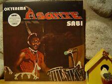 OKYEREMA ASANTE Sabi LP/1980 Ghana Soundz/Ghanian-Disco/Boogie/Oneness Of Juju