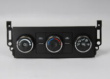 New oem a/c climate control head 15-74002 20787117
