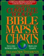 Nelson's Complete Book of Bible Maps and Charts: All the Visual Bible Study Aids