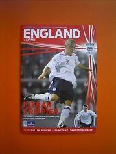 Under-19 International Friendly - England v Spain - 10th February 2009