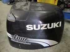 2002 Suzuki outboard DF115 4 stroke 115hp top cowling upper hood cover