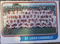 ST. LOUIS CARDINALS 2014 Topps 75th Anniversary Rare Silver Stamped Buy Back SP