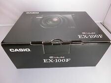New CASIO  HIGH SPEED EXILIM EX-100F   Digital Camera  EX-100F