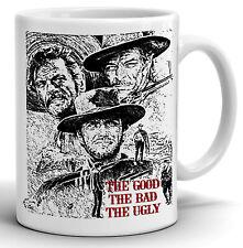The Good The Bad The Ugly - Inspired 11 oz Ceramic High Quality Coffee Mug