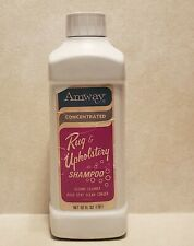 Amway Concentrate Rug & Upholstery Shampoo Cleaner