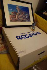 Nausicaa Japanese Limited Edition DVD Collector's BOX Hayao Miyazaki Ghibli READ
