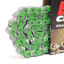 Green 520 EK SRX2 X-Ring Motorbike Chain Fit Kawasaki EX250 NINJA 250 250R etc