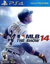 MLB 14: The Show (Sony PlayStation 4, 2014)