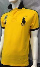 Ralph Lauren Brazil Flag Polo T Shirt Custom Fit Size XL
