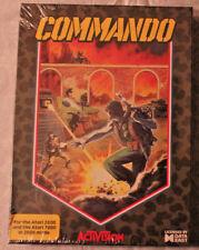 Commando (Atari 2600, 1988)