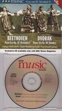 Beethoven-Dvorak-BBC Music-Piano Trio in B flat & E minor-Music CD-LIKE NEW-1