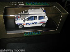 1.43 EARLY VITESSE RENAULT TWINGO POLICE CAR OLD SHOP STOCK  LTD EDITION  L087