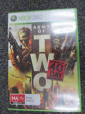 army of two 40th days xbox 360