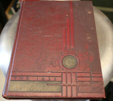1933 Agromeck North Carolina State College Raleigh NC Yearbook Annual