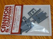 Cannon & Company #1152 EMD 40 Series Hood Ends