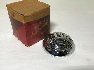 1936 CHRYSLER C7 C8 NOS MOPAR HORN GRILLE COVER 36  -  654998