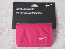Nike Basic Tri-Fold Wallet Pink Men's Women's