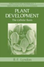 Plant Development: The Cellular Basis (Topics in Plant Physiology)-ExLibrary