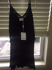 SUBOO XO CAMI DRESS - BLACK BNWT Size 8