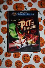 The Pit and the Pendulum OOP MGM Midnight Movies DVD IS IN LIKE NEW CONDITION!!