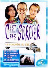 C'EST PAS SORCIER - LA CONQUETE DU CIEL [DVD] - NEUF