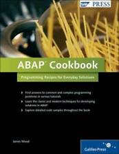 ABAP Cookbook: Programming Recipes for Everyday Solutions, SAP ABAP - ACCEPTABLE