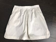 Moncler Women Ivory Skirt Size 40 Small S