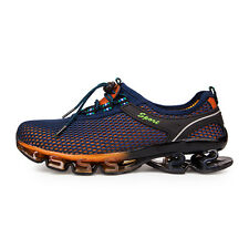 Hot Mens Big Size Breathable Running Shoes Shock Absorb Casual Walk Sports shoes