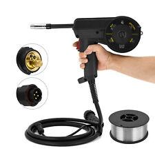 Aluminum Spool Gun Fit For Miller Millermatic 210 907046 Spoolmate 3035 10ft