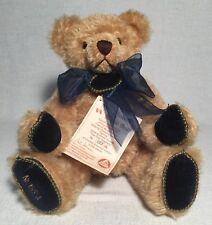 "Hermann Classic Vivaldi Music Bear 14"" Plays ""Spring"" Limited Edition 155 of 250"
