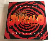 VERY RARE - Insane Clown Posse THE JUGGALO SHOW-Complete Psychopathic Collection