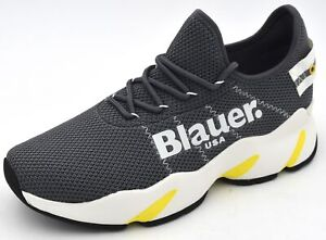BLAUER MAN SNEAKER SHOES SPORTS CASUAL TRAINERS FREE TIME CODE 9SMAUI03