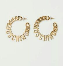 MOSCHINO H&M EARRINGS SOLDOUT