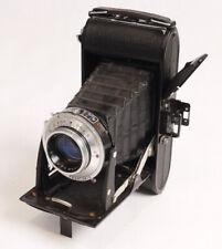 Post War Voigtlander Bessa 6x9cm w/Coated 105mm F4.5 Vaskar Lens - Nice One