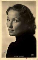 Autogrammkarte Autograph Film handsigniert BRIGITTE HORNEY ~1940 Ross-Verlag