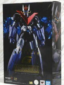 Metal Build Great Mazinger Large Mazinga Infinity Movie Bandai Tamashii Robot