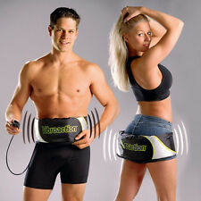 Electronic Body Building Fitness Belt Massager Weight-loss Vibration Massager