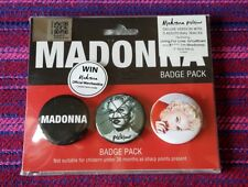 Madonna ~ Rebel Heart ( Deluxe Edition with 3 Badges ) ( Malaysia Press ) Cd