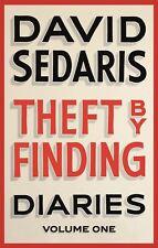 ROBO por Finding: Diaries: volumen uno por David Sedaris