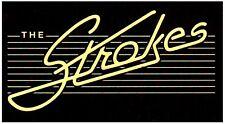 THE STROKES Future Present Past 2016 Ltd Ed RARE Sticker +FREE Indie Stickers!