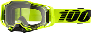100 Percent Armega goggle Nuccir with Clear shatterproof lens 50700-356-02